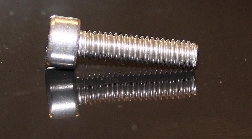 Edelstahl Innen-Sechskant-Schrauben M4x16 10 Stück