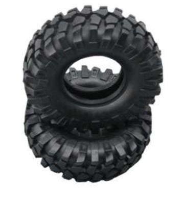 Amewi Reifen Set 108mm mit Einlage D90,sehr grobes Profil,2