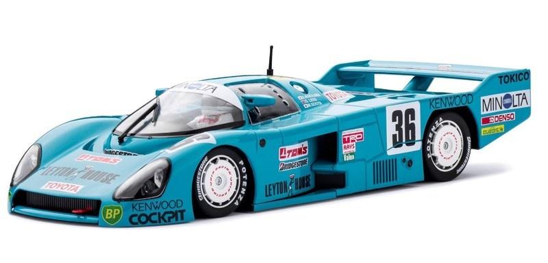 Slot.it Toyota 86C No.36 Le Mans 1986