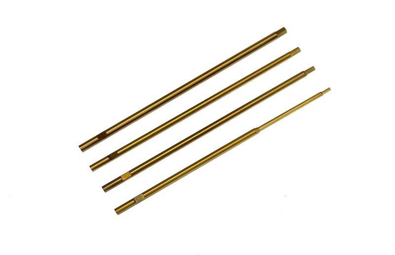 MLine Klingen/Tips Innensechskant 1.5mm/2.0mm/2.5mm/3.0mm