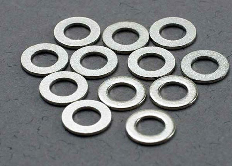 Traxxas Beilagscheiben 3x6mm Metall (12)