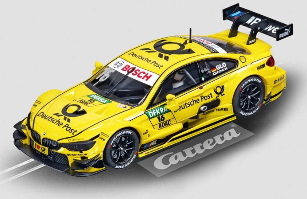 Carrera Evolution BMW M4 DTM T.Glock,No.16, 2015