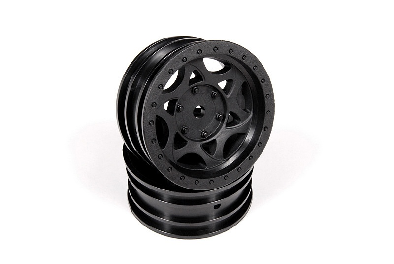 Axial - 1.9 Walker Evans Street Wheel Black (2)