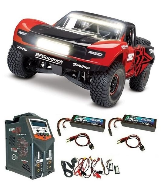 Traxxas Unlimited Desert Racer 4x4VXL RIGID-Edition 4WD Pro-