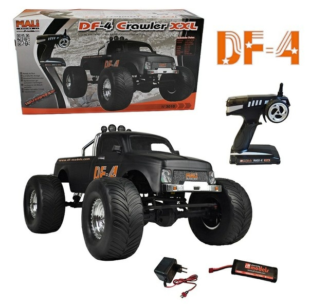 Rückläufer/Vorführer DF-Models DF-4 Crawler 4WD 2.4GHz
