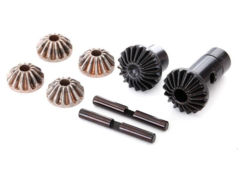 Traxxas Gear Set Diff. (output gears, spider gears TRX-4