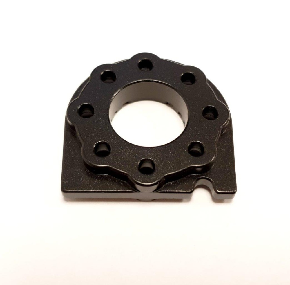 GPM alloy motor mount plate with heat sink - 1PC Set for