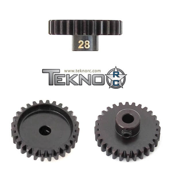 Tekno RC TKR4188 - M5 Pinion Gear