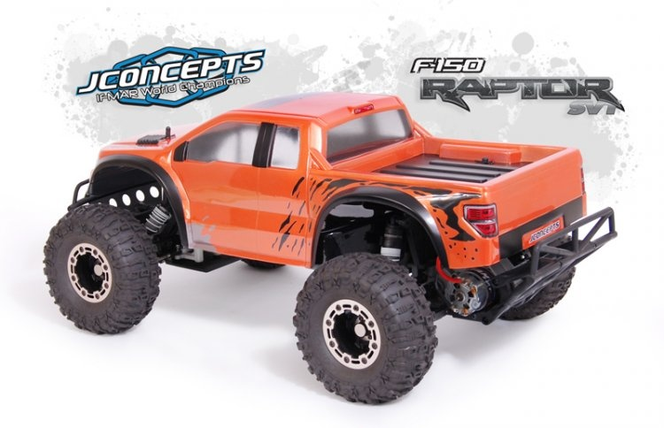 JConcepts Illuzion - Slash 2wd - Ford Raptor SVT - SC