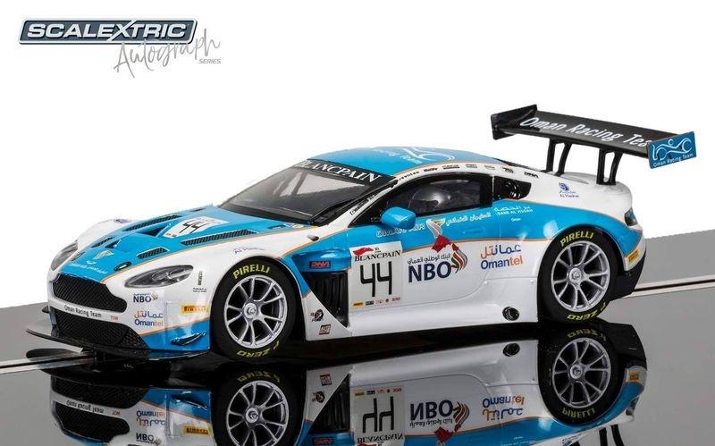 Scalextric 1:32 Autograph Series Aston Martin Vantage GT3