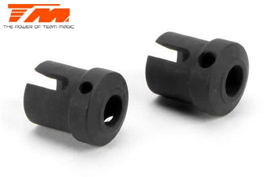 Team Magic Replacement Part - E5 - Center Joints Outdriver