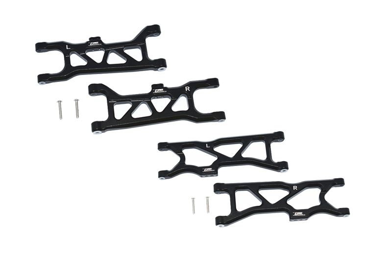 GPM Aluminum Front & Rear Lower Arms