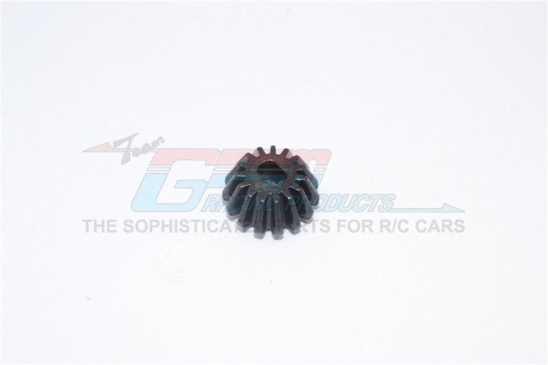 GPM steel steel propeller shaft gear - 1 PC for Tamiya TT-02