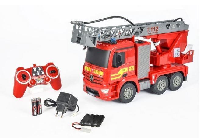Carson Feuerwehrwagen 2.4GHz 100% RTR 1:20