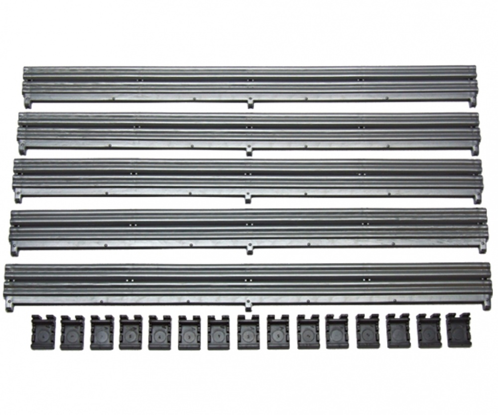 Scalextric SPORT Leitplanken-Set (5)m.Clips