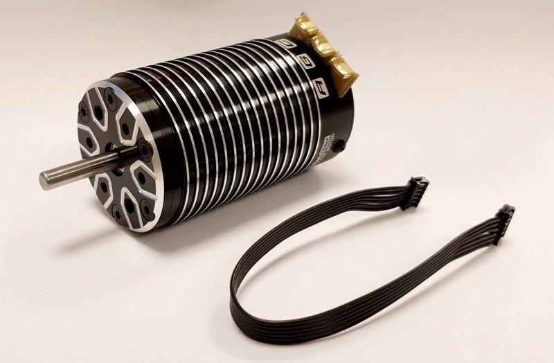 Monstertronic Brushless Motor Sensored 2050kv 1:8