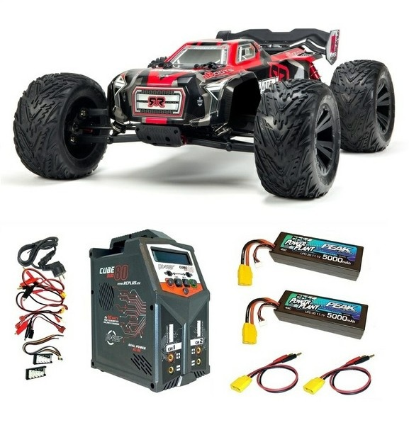 Arrma RC Kraton V3 6S BLX 4WD Monstertruck 2.4GHz RTR 1:8
