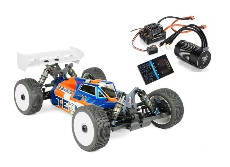 Tekno RC TKR9000 - EB48 2.0 1/8th 4WD Competition Electric