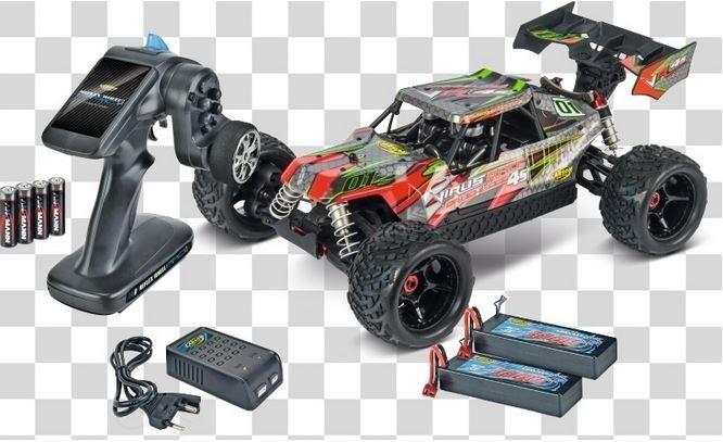 Carson Virus Race 4.1 4WD Buggy 4S Brushless 2.4GHz