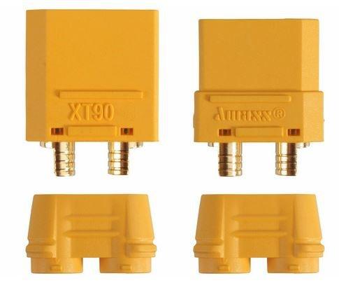 Goldkontakt XT90-S Anti-Spark, 1 Paar