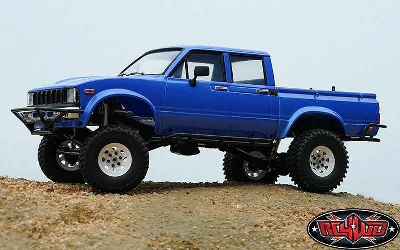 RC4WD Trail Finder 2 LWB RTR w/Mojave II Four Door Body Set