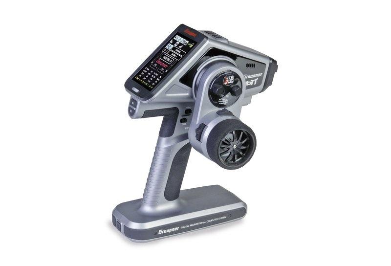 Graupner Colt Fernsteuerungs-Set X-8E HoTT, DE &