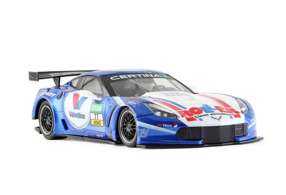 NSR Corvette C7.R GT3, Nr.77 GT Masters 2017 Winner /