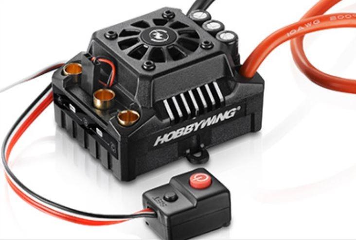 Hobbywing Ezrun BL ESC MAX8 V3 150A 1:8 T-Plug