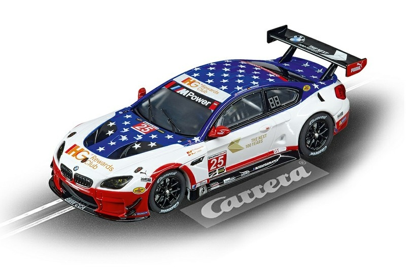 Carrera Evolution BMW M6 GT3 Team RLL, No.25