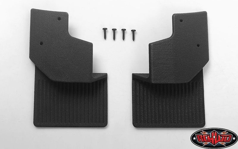 RC4WD Rear Mud Flaps for MERCEDES-BENZ G 63 AMG 6x6