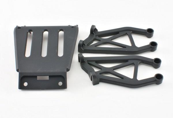 CEN Stoßfänger Halterung & Skid-Platte vorne oder hinten