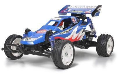 Tamiya Rising Fighter 2WD Elektro Offroad Racer Bausatz 1:10