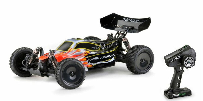 Absima EP 4WD Brushless Buggy AB2.4BL RTR 1:10