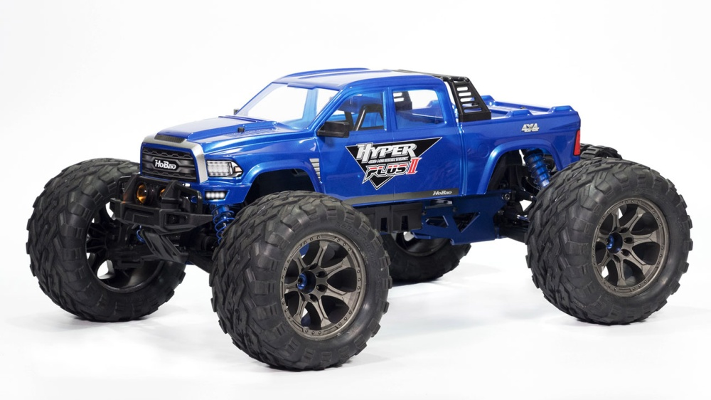 Hobao Hyper MT Plus II Monster Truck 2.4GHz 150A 6s RTR
