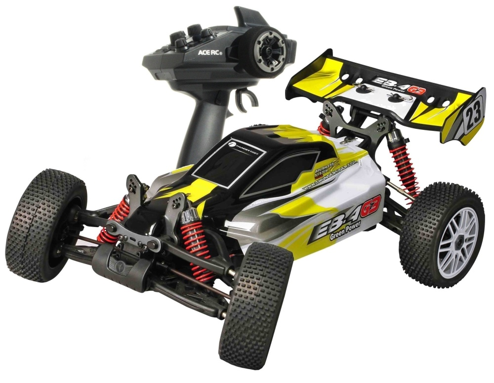 Thunder Tiger EB4 G3 4WD Brushless Buggy 2000KV 2.4GHz RTR
