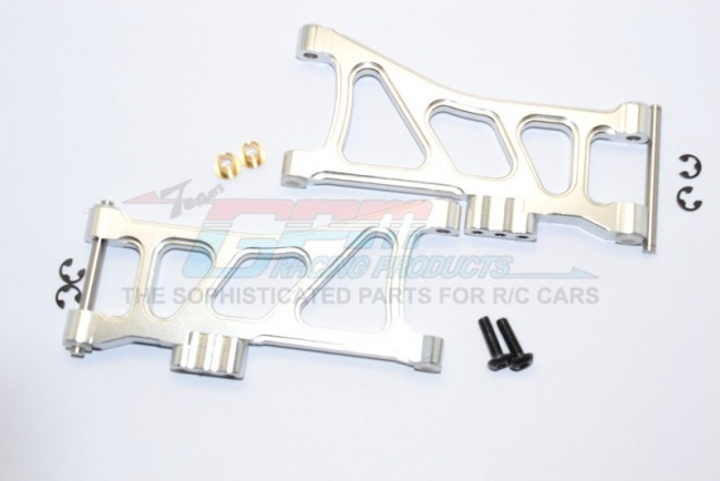 GPM alloy rear lower arm - 1PR for Tamiya TT-02B