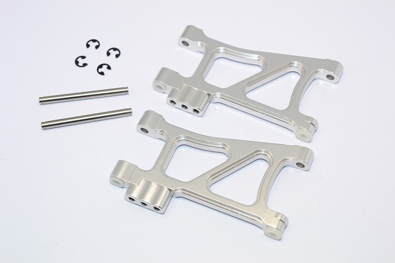 GPM alloy front lower arm - 1PR for Tamiya TT-02B
