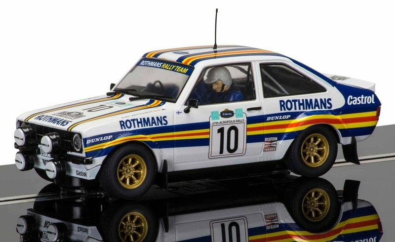 Scalextric Ford Escort Mk.2 1980 Acrop. Rally