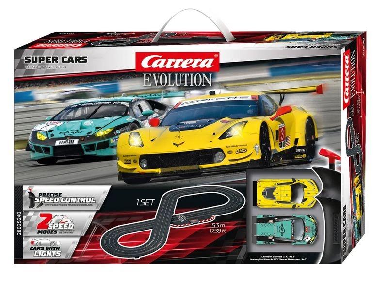 Carrera Evolution Super Cars