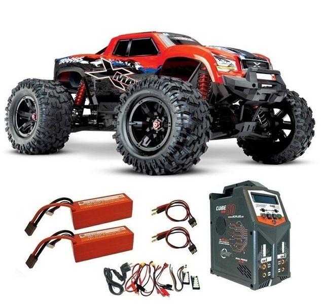 Traxxas X-Maxx 4x4 E-Monstertruck BL TQi2.4GHz TSM 8S VXL+