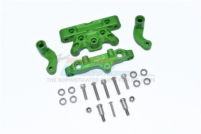 GPM ALUMINUM STEERING ASSEMBLY -22PC SET