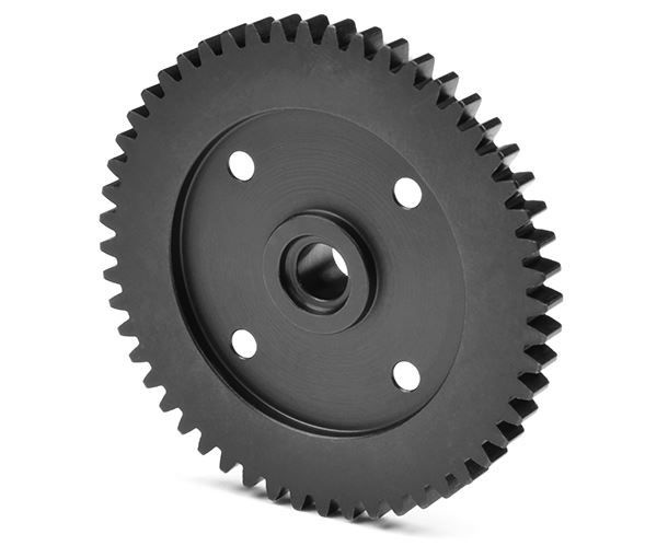 Team Corally - Spur Gear 52T - CNC Machined - Steel - 1 pc