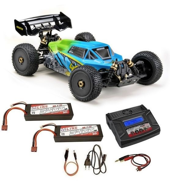 Absima 4WD Offroad-Buggy STOKE Gen2.0 4S 2.4GHz RTR 1:8