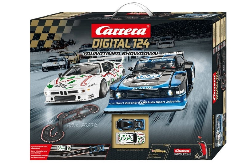 Carrera Digital 124 Youngtimer Showdown