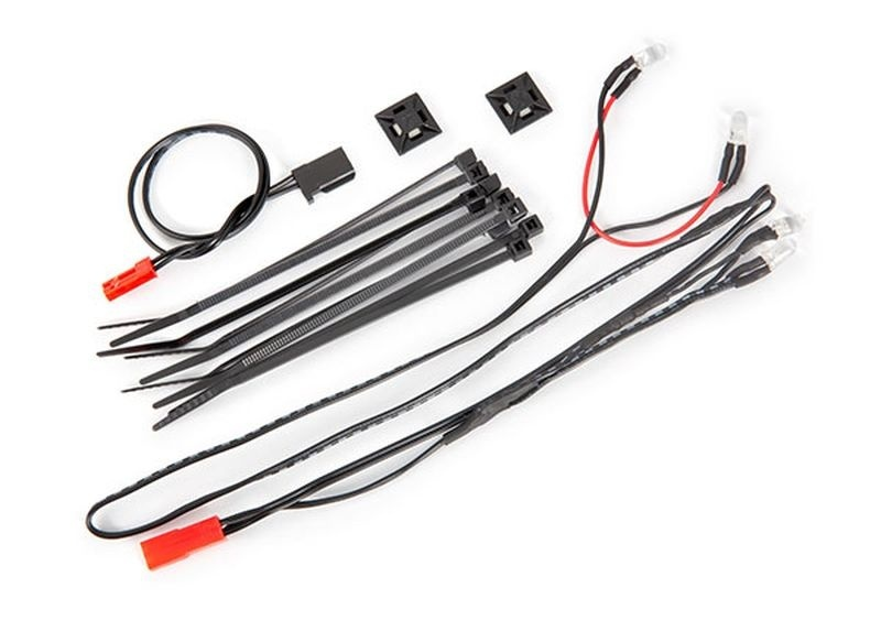 Traxxas LED Licht & Power Harness +KT TRAXXAS 4-Tec 3.0
