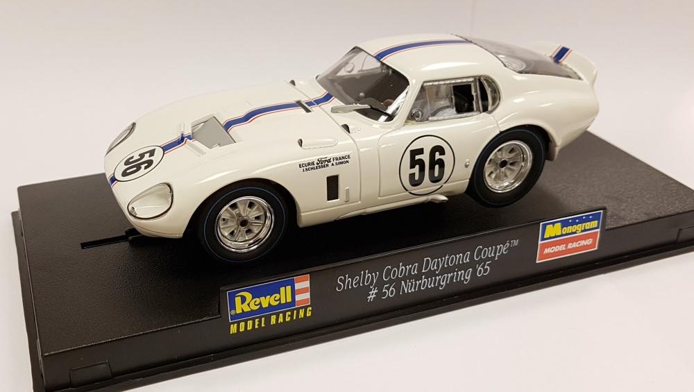 Revell Shelby Cobra Daytona Coupe #56 Nürburgring ´65