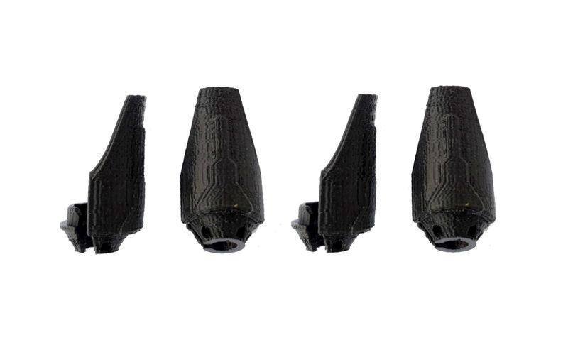 JS-Parts Kolbenschützer für Team Magic E5/E5 HX