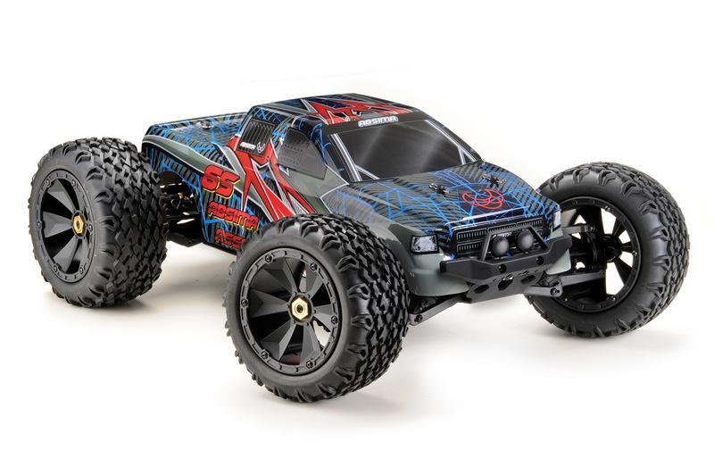 Rückläufer/Vorführer Absima 4WD Monster Truck