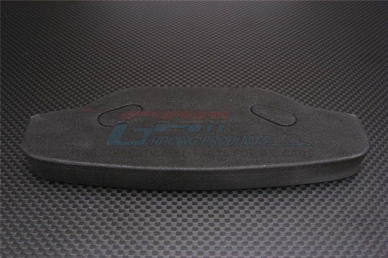 GPM urethane foam bumper - 1 PC 1 SET for Tamiya TT-02