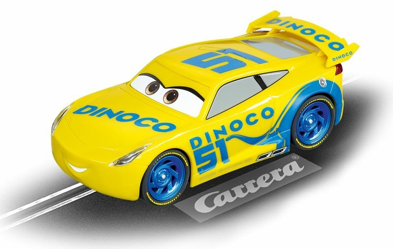 Carrera Digital 132 Disney Pixar Cars 3 - Dinoco Cruz